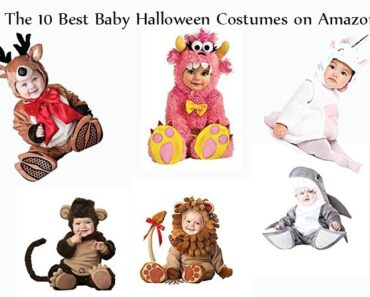 The 10 Best Baby Halloween Costumes on Amazon, According to Hyperenthusiastic Reviewers