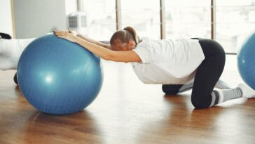 Exercise Ball Exercises