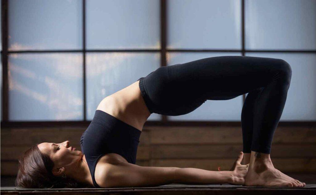 exercises for back pain Bridges exercise