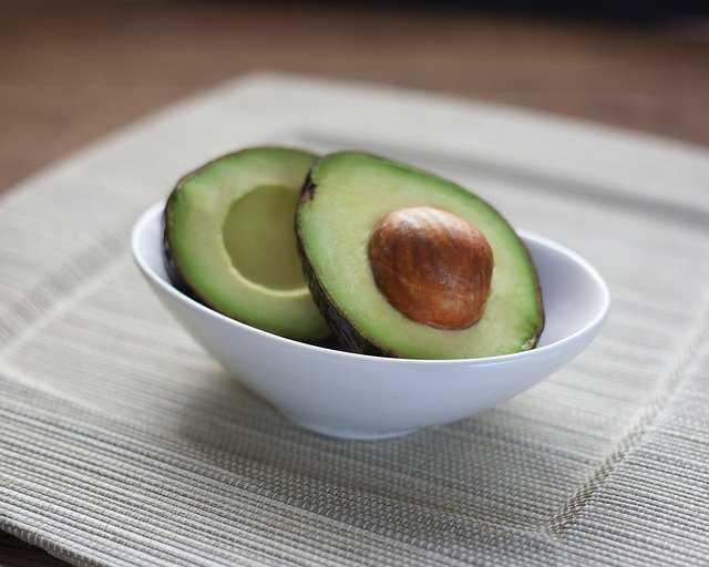 Burn belly fat - avocado