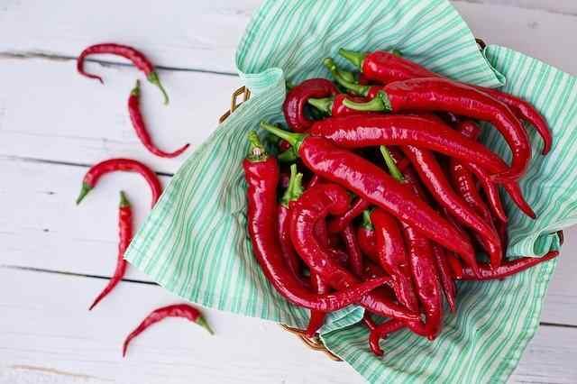 Burn belly fat - Burn belly fat - Cayenne pepper
