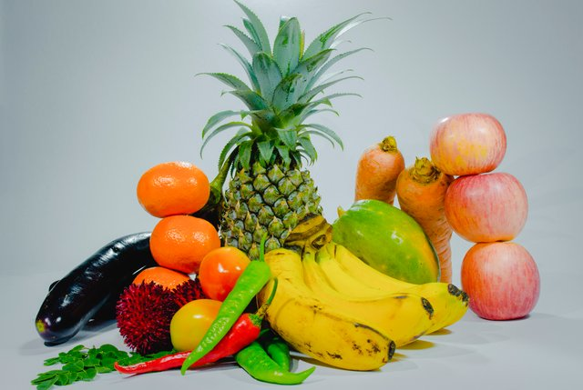 strengthen immunity-Fruits and vegetables