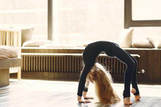 exercises for back pain Tilt the pelvis