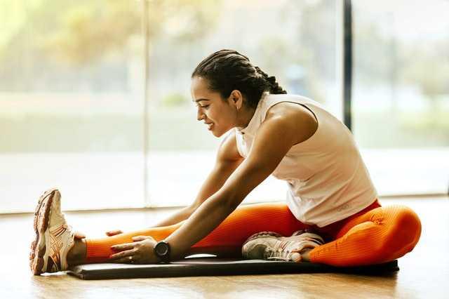exercises for back pain Knee rolls