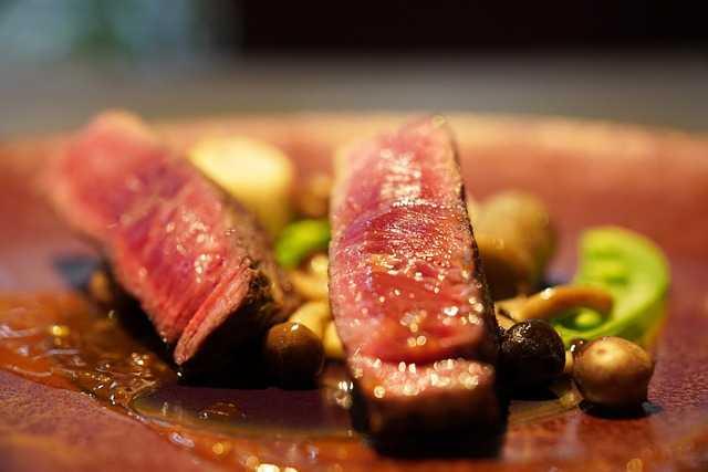 Burn belly fat - Lean meat