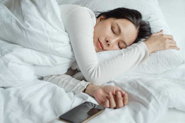 Not Sleep Next to Your Phone